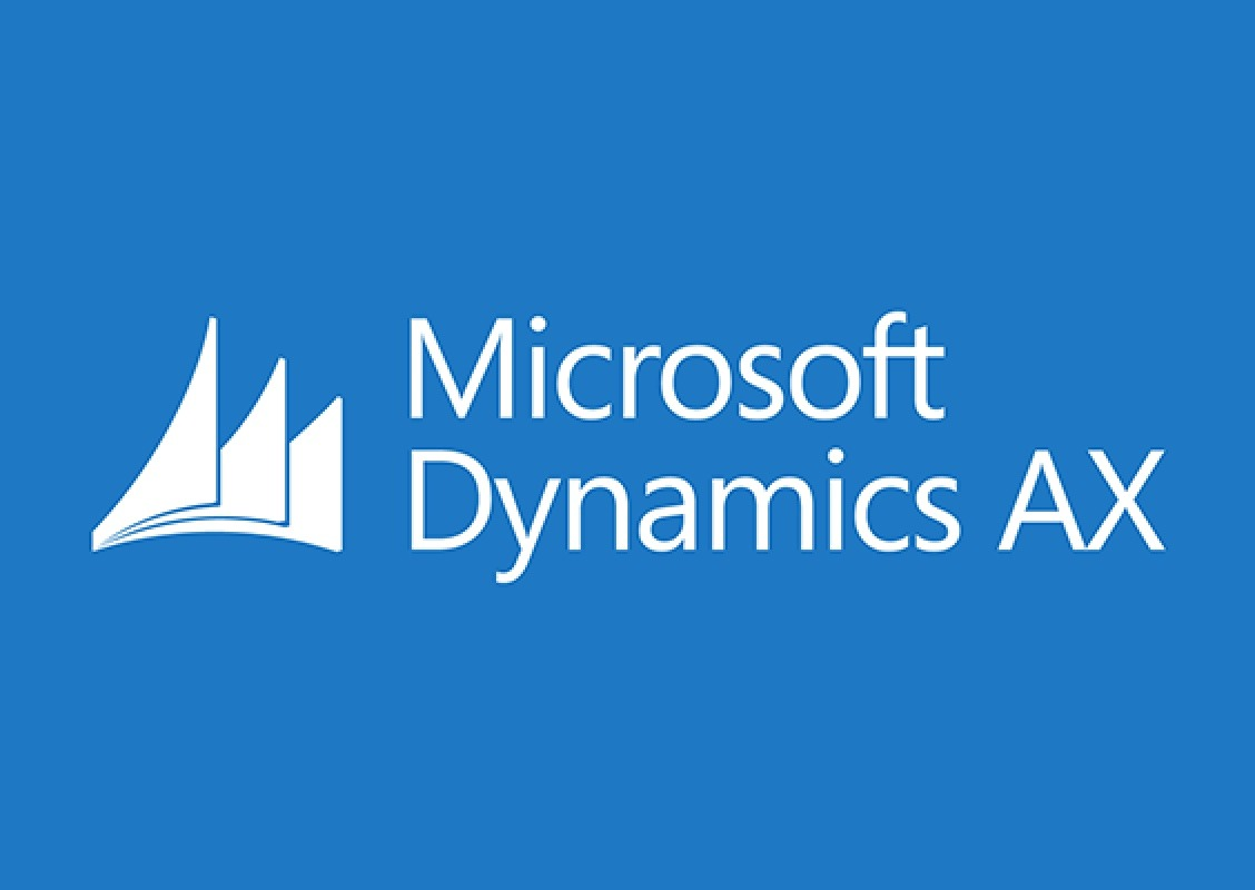 Logo Microsoft Dynamics AX